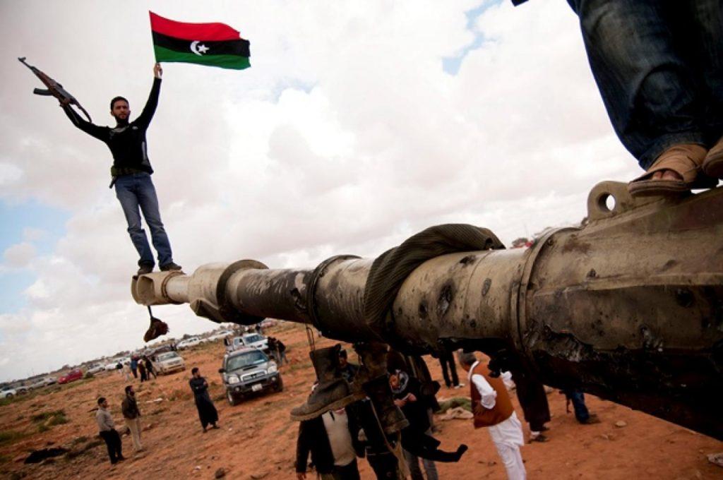 الحرب في ليبيا لا تزال مستمرة منذ سقوط نظام القذافي