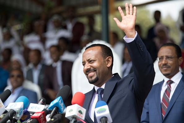 إثيوبيا - آبي أحمد