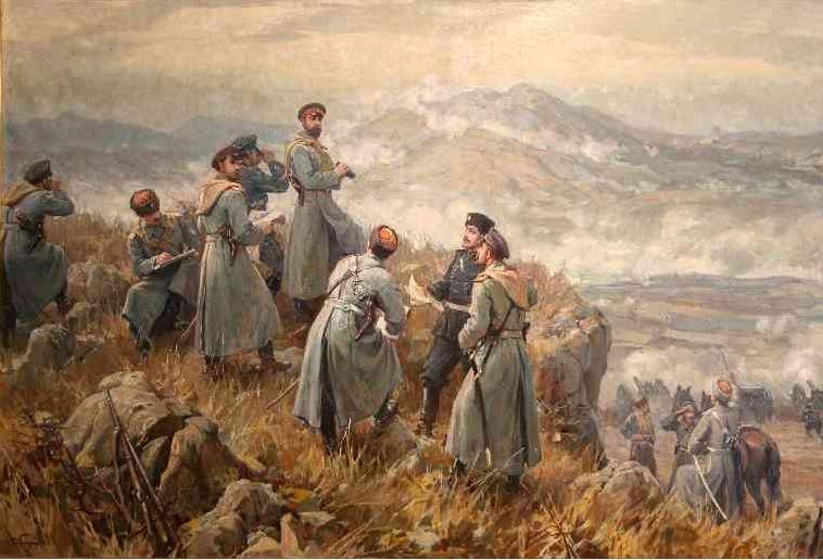 معركة سليفنيتسا من الحرب الصربية البلغارية