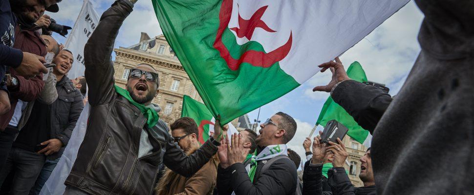 هل تعد احتجاجات الجزائر ضمن الربيع العربي