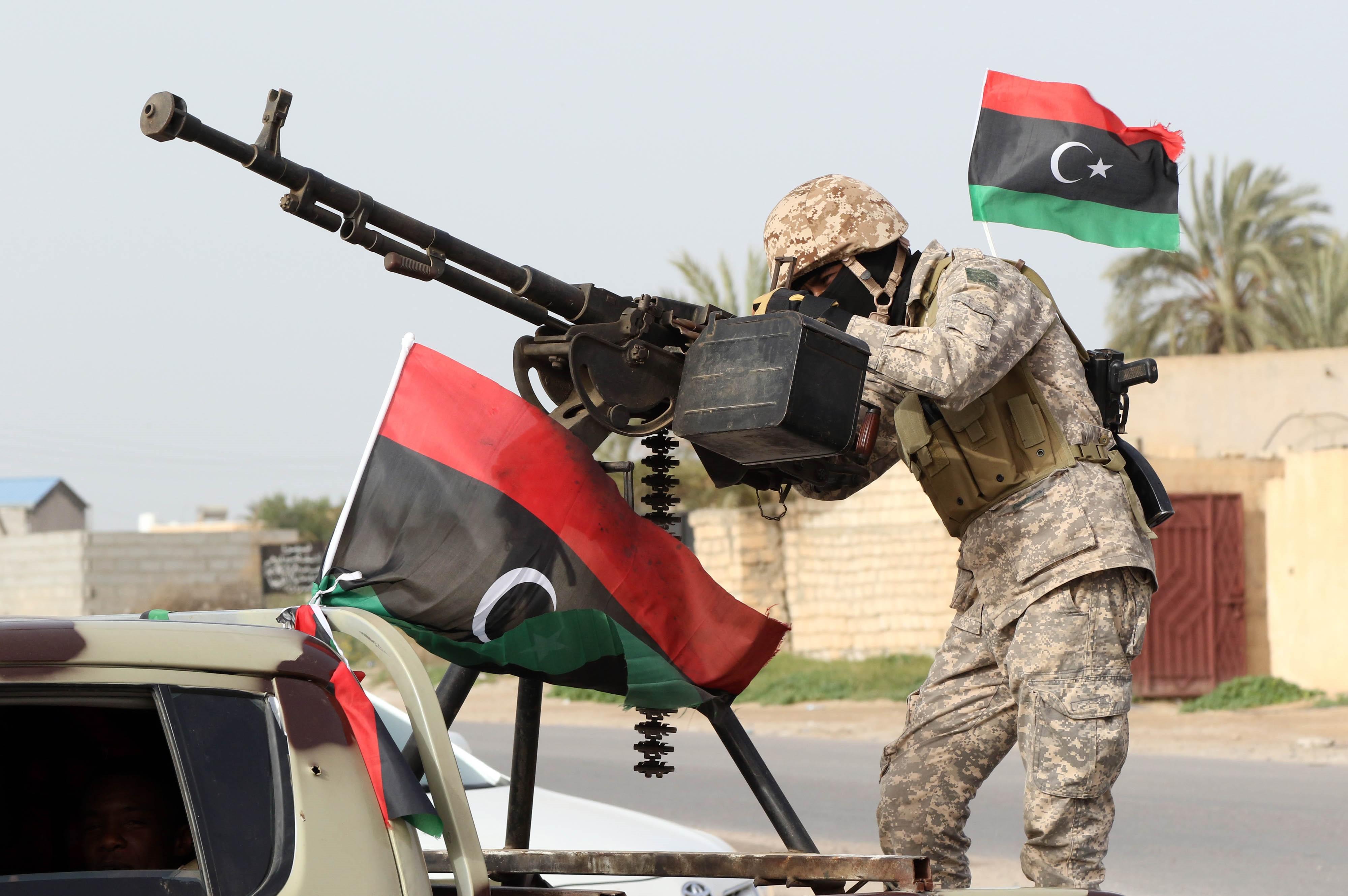 ليبيا داعش