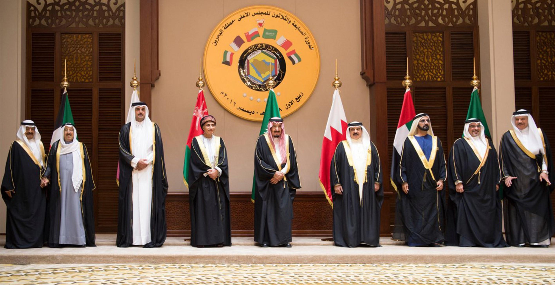 حكام دول الخليج